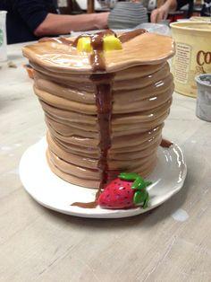coil pancakes