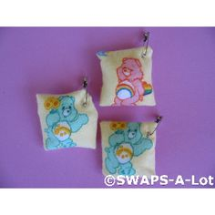 SWAPS-A-Lot - Mini Camp/Overnighter Pillow SWAPS Kit Girl Kids Scout (25)