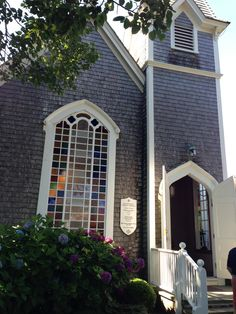 Chapel in Sconset, Nantucket