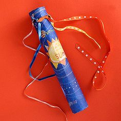 Nature-Inspired Crafts for Kids: Rain Stick (via Parents.com)