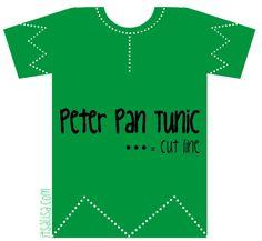 Peter Pan Shirt Pattern
