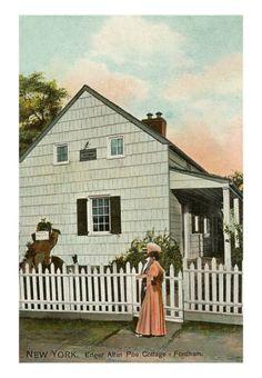 Edgar Allen Poe Cottage