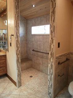 Handicap bath on pinterest roll in showers wheelchairs and handicap
