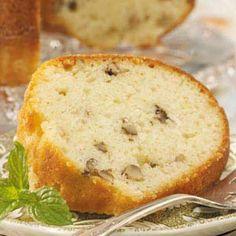 Black Walnut Coconut Cake Recipe. ❤