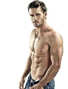 Wiehahn Stiglingh  http://www.homorazzi.com/article/wiehahn-stiglingh-shirtless-pics-hot-body-south-african-male-model-mens-health-gay-man-crush-bio/