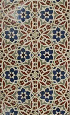 Tiles by KJ PATTERSON