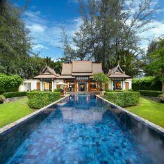 Banyan Tree Phuket Double Pool Villas