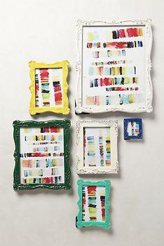 enamel art frames #a