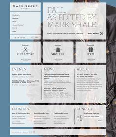 #webdesign http://markshale.com