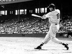 Ted Williams...boom