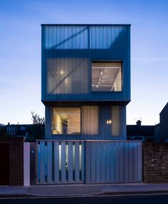 slip house, london by carl turner architects.