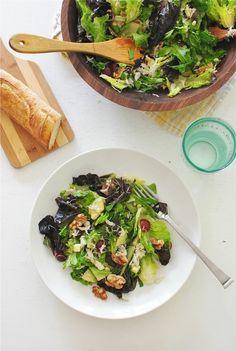 Major Lump Crab Salad / Bev Cooks