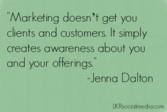 2 Things You Need To Know If You Want to Get More Customers (Without Using Slimy, Sleazy Marketing Tactics)
