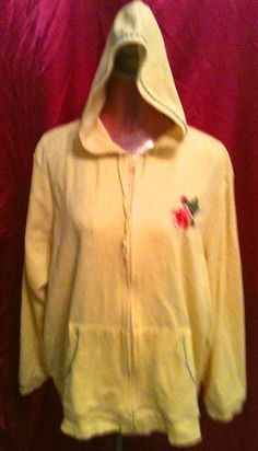 Tommy Hilfiger French Terry Sequined Hoodie @ www.backstagebargains.com