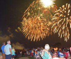 florida 4th july events 2014
