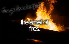 truck, countri life, hous smell, burn leav, house smells, fire, thing