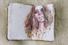 Inside my Sketchbook, 2011