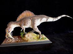 Spinosaurus by ~Baryonyx-walkeri