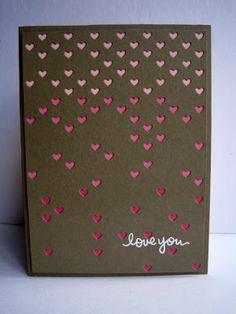 stamp, greet card, valentine day cards, valentine cards, die cut cards