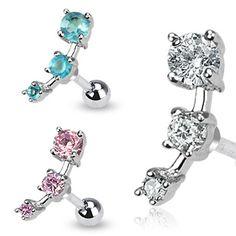 Cartilage earrings