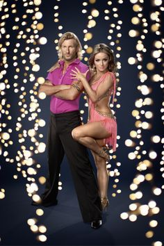 Robbie Savage on Strictly Come Dancing 2011