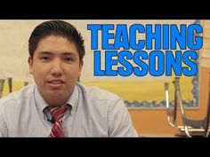 Things You Learn Your First Year Teaching - YouTube via @WeAreTeachers #inspiration #teaching #edchat