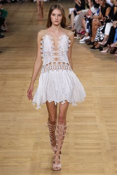 Spring 2015 Ready-to-Wear - Chloe