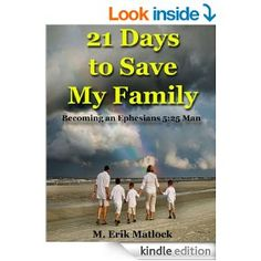 Amazon.com: 21 Days to Save My Family. Now available in print.