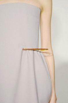 catwalk, dress
