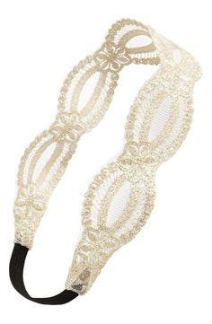 Grecian style headband