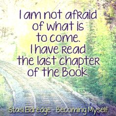 What a statement! #BecomingMyself #StasiEdlredge