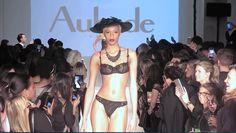 Aubade  - CURVExpo Lingerie Fashion Show, Feb 2014 lingeri video, curvexpo lingeri, lingeri fashion