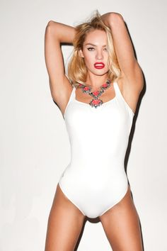 Candice Swanepoel photographed by Terry Richardson