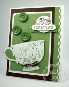 cute Stampin' Up!