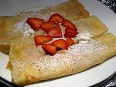 beds, breakfast in bed, crepes