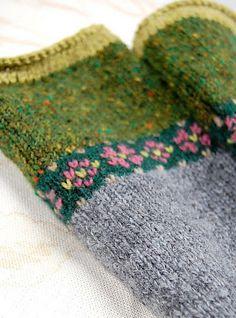 faire isle, craft, fair isl, color combos, pattern, isl fingerless, colors, fingerless mitt, hgd11s fair