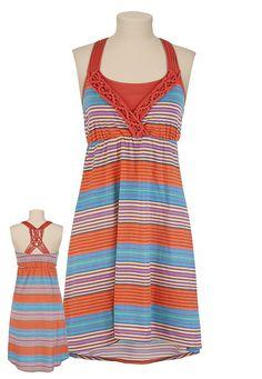 Super cute summer dress! #maurices