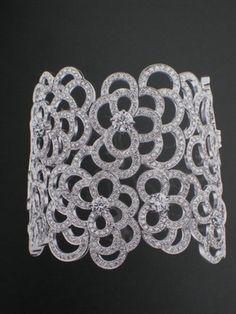 Chanel Camellia Cuff