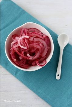 Joe Yonan's Citrus-Pickled Onions Recipe