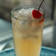 Shaggy's Hana Bay Footie Joy | Kick it island-style with coconut-pineapple juice and a splash of rum. Maybe two splashes.