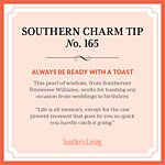 Southern Charm Tip No 165