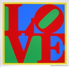 Robert Indiana Heliotherapy Love