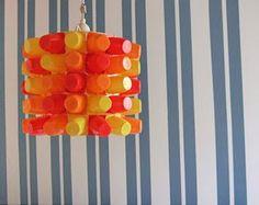 DIY Decoração: Luminárias e lustres