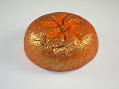 Lush Sparkly Pumpkin Bubble Bar