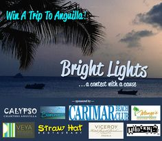 Win a Trip to #Anguilla ~ Bright Lights... A #Contest with a Cause http://www.anguilla-beaches.com/bright-lights.html … May the #Caribbean Sparkle and Shine!
