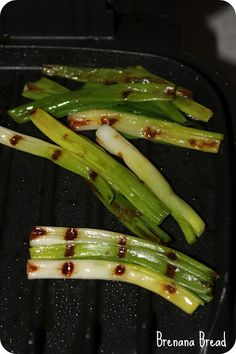 Grilled Veggies on a George Foreman Grill