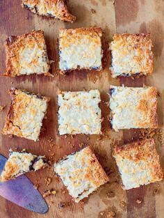 Pumpkin Seven Layer Bars Recipe | Leite's Culinaria