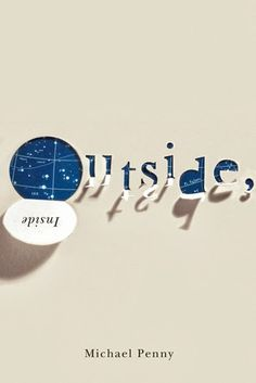 Outside Inside - book cover - David Drummond #PaperCut