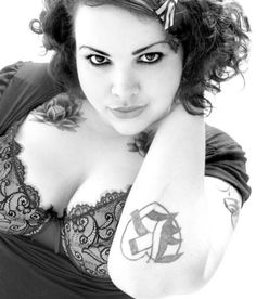 Adorable love yourself. No guilt. plus Size. Full figure. Curvy. Fashion. BBW. Curves. Accept your body. Body consciousness
