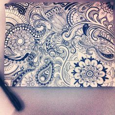 It takes hours to do this <3 but in the end it turns out amazing <3